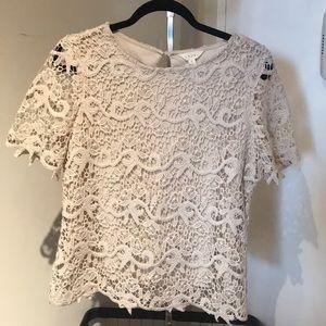 Adiva crocheted blouse